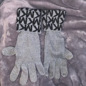 Michael Kors Scarf and gloves